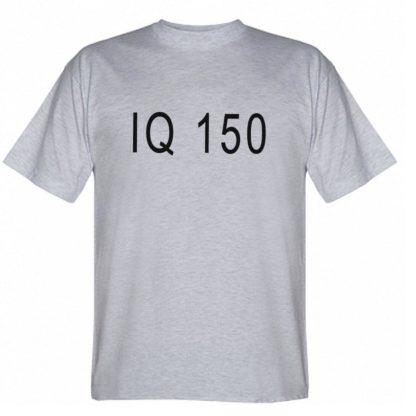 IQ Гения (150) Футболка