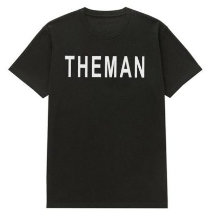 Футболка THEMAN