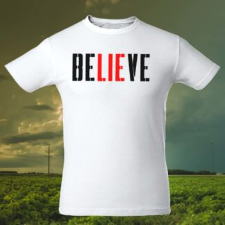 """Футболка """"Believe"""""""