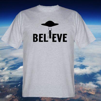 """Футболка """"I Believe"""""""