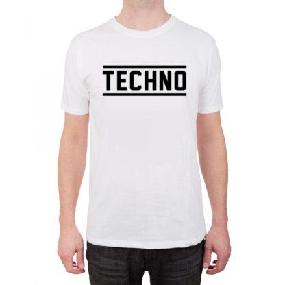"""Футболка """"Techno"""""""