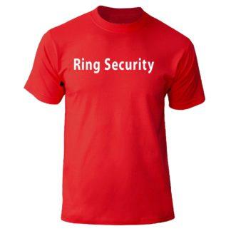 """Футболка """"Ring Security"""""""