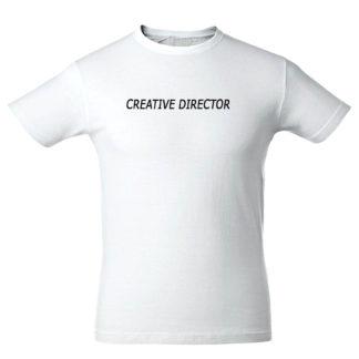 """Футболка """"Сreative director"""""""