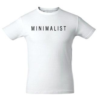 "Футболка ""Minimalist"""