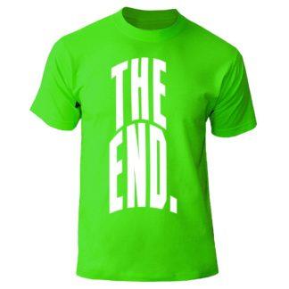 """Футболка """"The END"""""""