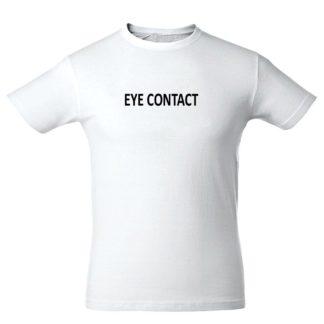 """Футболка """"Eye contact"""""""